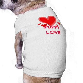 THE PUPPY LOVE SHIRT DOG T-SHIRT
