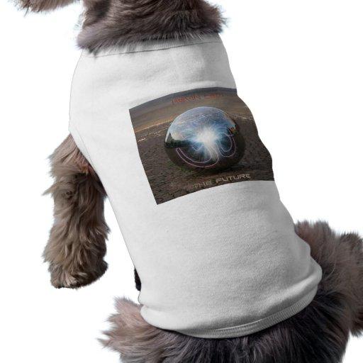 the puppy's future doggie t shirt