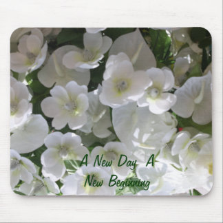 The Purity Flowers by Sherri Mouse Pad