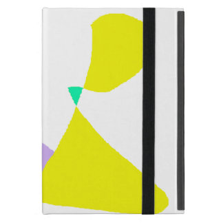 The Purple Banana iPad Mini Cover
