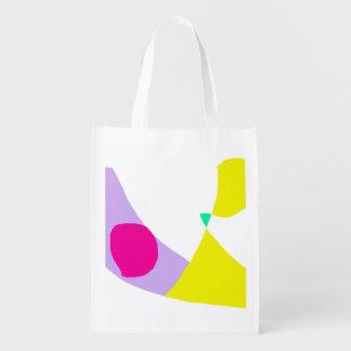 The Purple Banana Reusable Grocery Bag