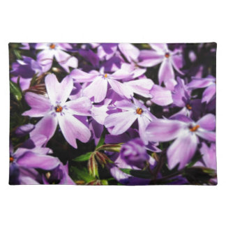 The Purple Flower Patch Placemat