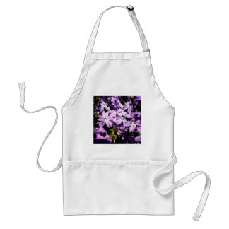 The Purple Flower Patch Standard Apron
