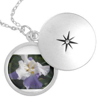 The Purple Iris Necklace