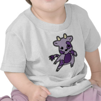 The Purple Moo T-shirts