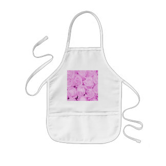 The purple rose experience apron