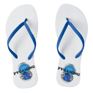 THE PVGAMING ORIGINAL LIMITED EDITION SLIPPERS THONGS