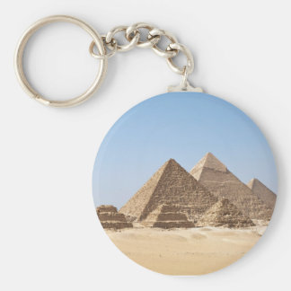 The Pyramids Keychain