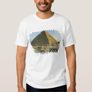 The Pyramids of Giza, which are alomost 5000 2 Tees