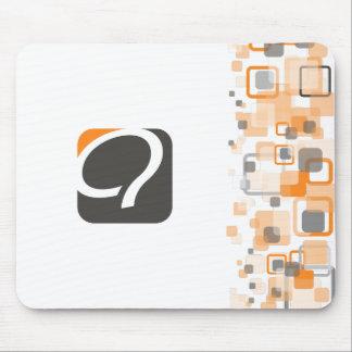 The Q Mousepad - Orange