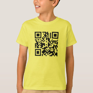 The QR Cube | Kids T-shirt