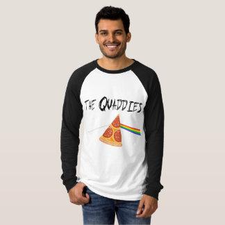 The Quaddies Men's Long-sleeved Shirt