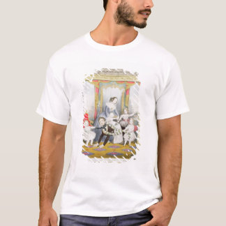 The Queen and Prince Albert at Home T-Shirt