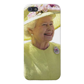 The Queen iPhone 5 Case