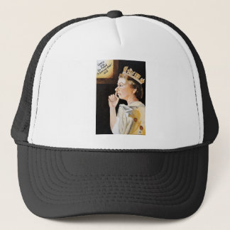 The Queen's Diamond Jubilee Trucker Hat