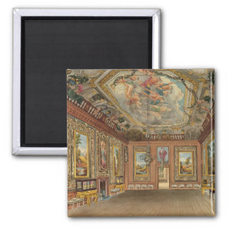 The Queen's Drawing Room, Windsor Castle, from 'Ro Refrigerator Magnets