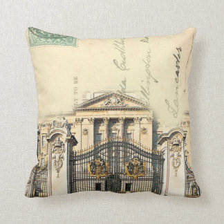 The Queens Home Throw Pillow