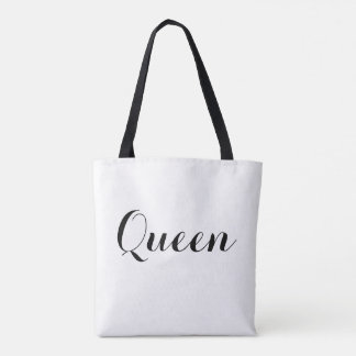 The Queen's Tote Bag
