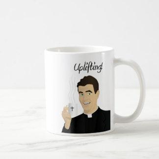 The Quicker Vicar Upper mug