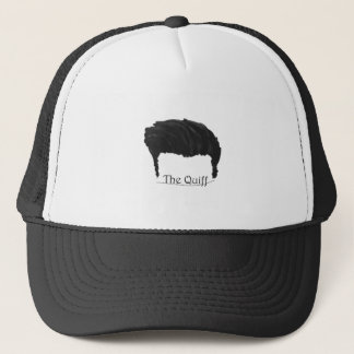 The Quiff.png Trucker Hat