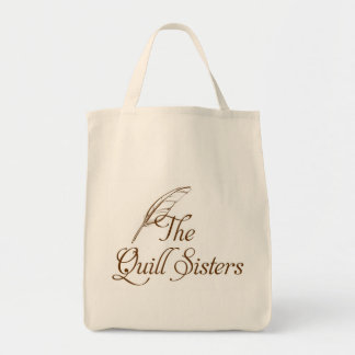 The Quill Sisters Tote Tote Bags