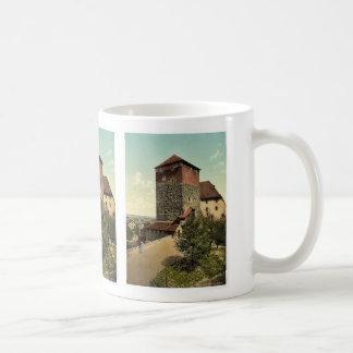 The Quintagonal tower (i.e. Funfeckiger Turm), Nur Coffee Mug