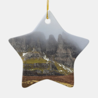 The Quiraing Ceramic Ornament