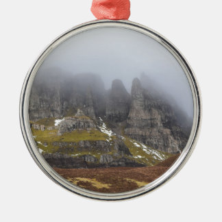 The Quiraing Metal Ornament
