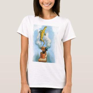 THE RABBIT SENDS IN A LITTLE BILL THE LIZARD T-Shirt