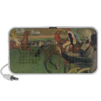 The Race Course - Amateur Jockeys Portable Speakers