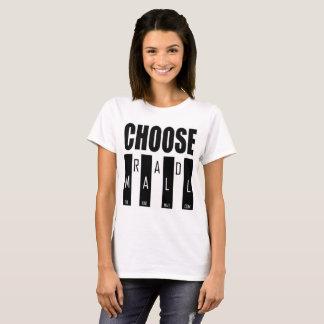 """The Rad Mall """"Choose Rad Mall"""" Tshirt (Womens)"""