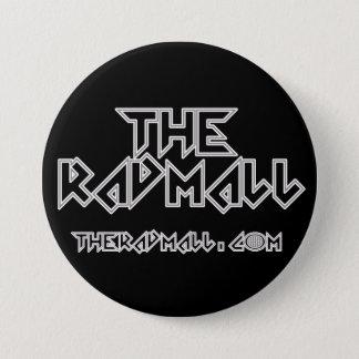 "The Rad Mall ""Headbangers"" Large Button"