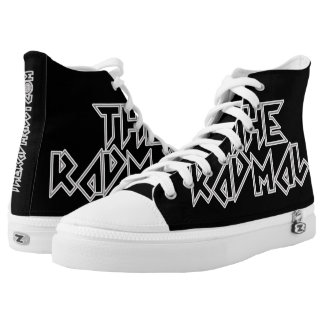 "The Rad Mall ""Headbangers"" Sneakers (Unisex)"