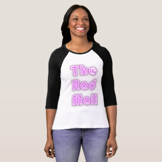 """The Rad Mall """"Retro"""" Shirt (Womens)"""