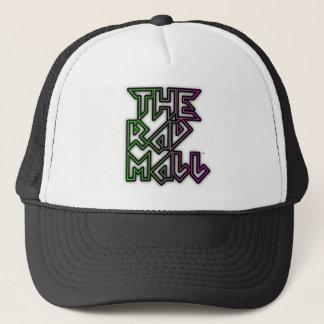 """The Rad Mall """"Rocker"""" Logo Trucker Cap"""