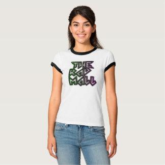 """The Rad Mall """"Rocker"""" Tshirt (Womens)"""