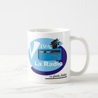 The Radio lives Cup Coffee Mugs