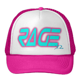 The Rage Collection Cap