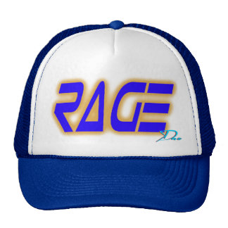 The Rage Collection Trucker Hats