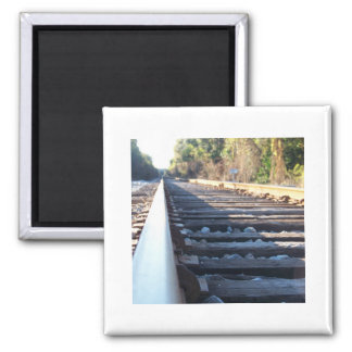 The Rail Square Magnet