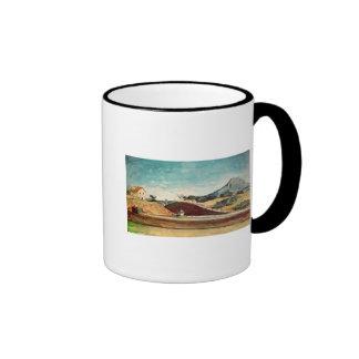The Railway Cutting, c.1870 Coffee Mug