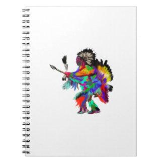 The Rain Dance Notebook