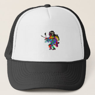 The Rain Dance Trucker Hat