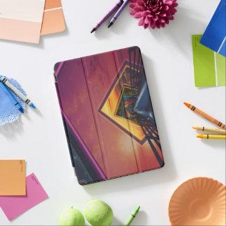 The Rainbow Bridge of a Thousand Fractal Colors iPad Pro Cover
