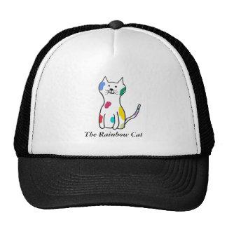 The Rainbow Cat Trucker Hat