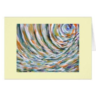 """""""The Rainbow's Journey"""" Card"""