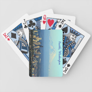 The Rainy City Playing Cards - Seattle, Washington