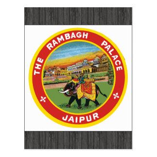 The Rambagh Palace Jaipur, Vintage Postcards