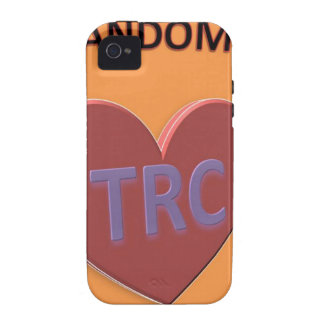 THE RANDOM CLUB2.jpg Case-Mate iPhone 4 Cover