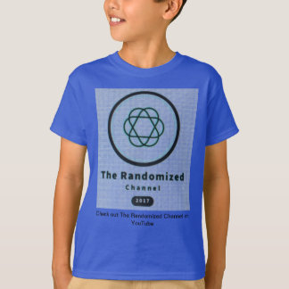 The Randomized Channel YouTube Kids T-Shirt. T-Shirt